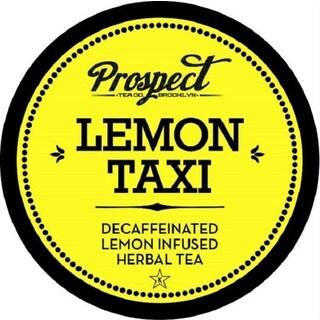 """Prospect Tea """"Lemon Taxi"""" Single Serve Tea K-Cups"""