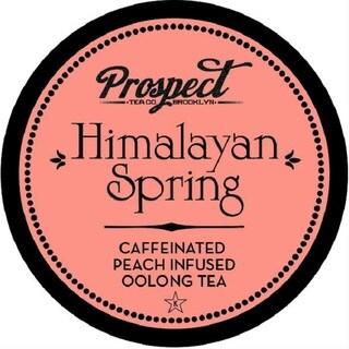 """Prospect Tea """"Himalayan Springs"""" Single Serve Tea K-Cups"""