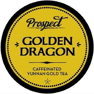 Prospect Tea Golden Dragon Single Serve Tea K-cups