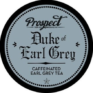 Prospect Tea Duke of Earl Grey Single Serve Tea K-cups