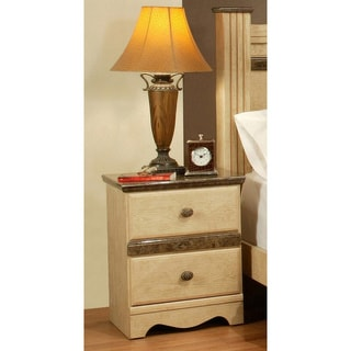Sandberg Furniture Casa Blanca Nightstand