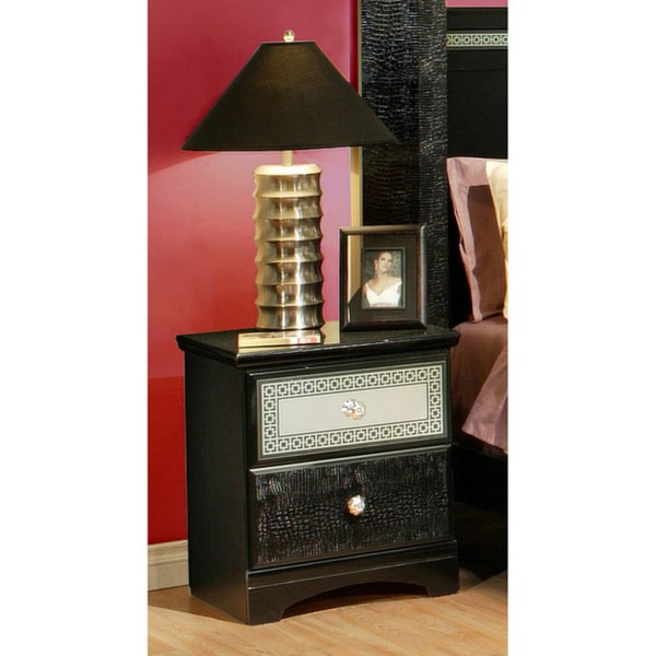 Sandberg Furniture Midnight Sky Nightstand