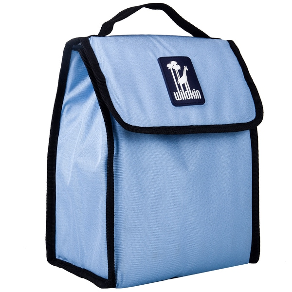 Wildkin Placid Blue Munch 'n Lunch Bag