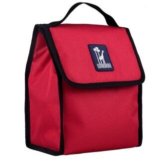 Wildkin Cardinal Red Munch 'n Lunch Bag