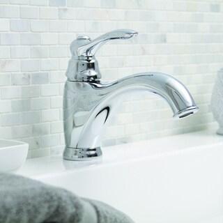 Premier Sanibel Lead-free Single-handle Chrome Bathroom/ Lavatory Faucet