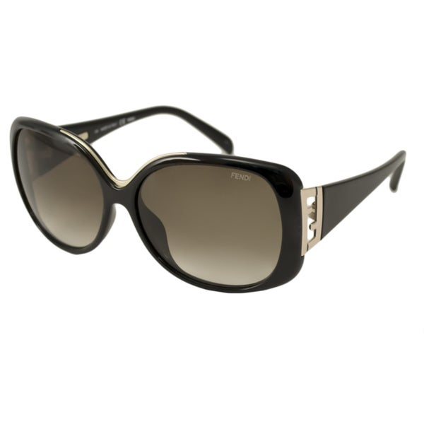 Fendi Women's FS 5290 001 Sunglasses