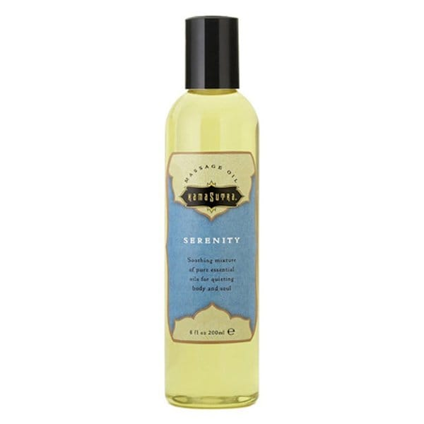 Kama Sutra 8-ounce Serenity Massage Oil