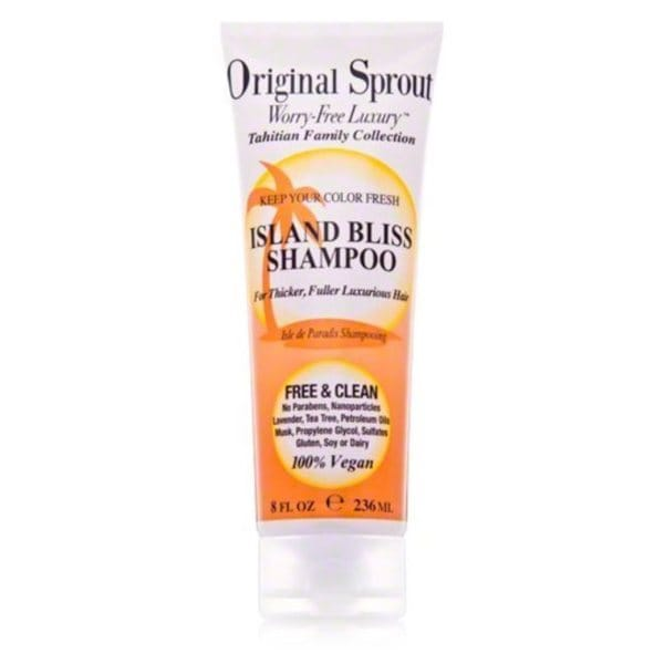 Original Sprout Island Bliss 8-ounce Shampoo