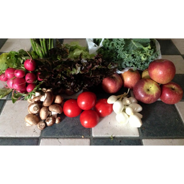 Pheasant Hill Farm Large Fresh Produce Box (Local Delivery)