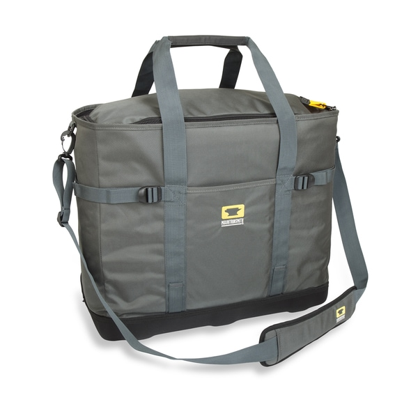 Mountainsmith Zip-top Grey Tote