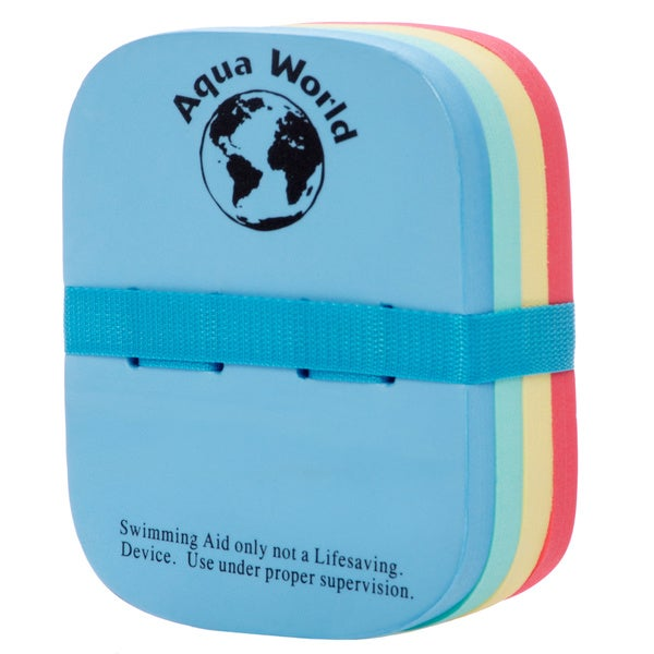 Aqua World Adjustable Back Float