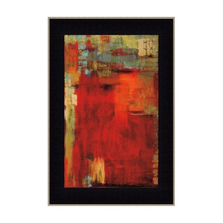 Penny Benjamin Peterson 'Uncommon Place' Framed Artwork