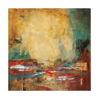 Nancy Villarreal 'Santos Aublia' Gallery-wrapped Canvas