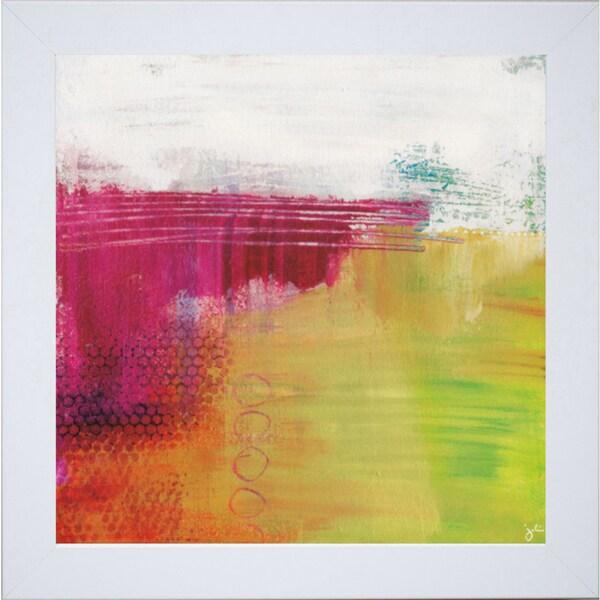 Julie Hawkins 'We Found Love' Framed Artwork