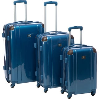 Anne Klein Phoenix 3-piece Hardside Spinner Luggage Set