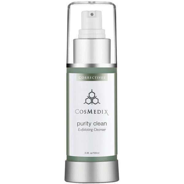 CosMedix Purity Clean 3.3-ounce Exfoliating Cleanser