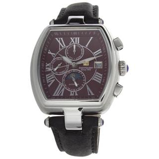 Steinhausen Men's Marquise Tonneau Automatic Watch