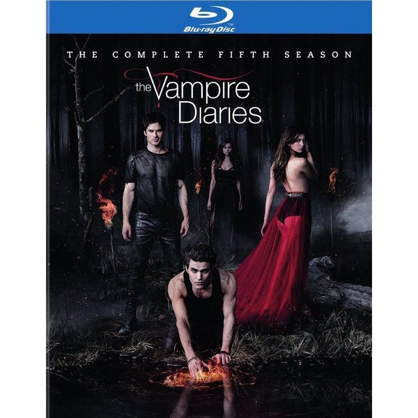 The Vampire Diaries: The Complete Fifth Season (Blu-ray Disc) 14695669