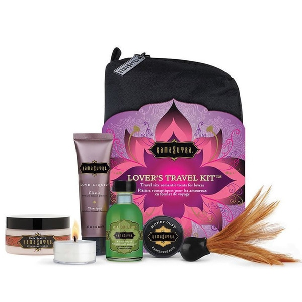 Kama Sutra Lovers Travel Kit