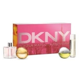 DKNY Women's 4-piece Fragrance Gift Set