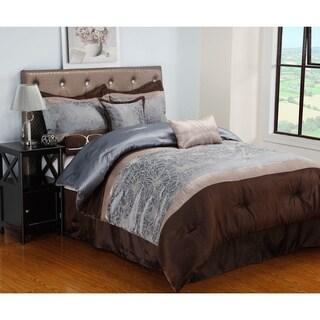 Wrinkle Resistant 7-piece Mackenzie Comforter Set