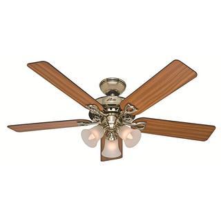 Hunter Fan Sontera 52-inch 3-light Ceiling Fan