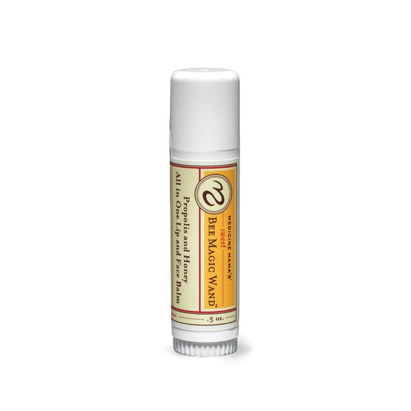 Medicine Mama's Sweet Bee .5-ounce Magic Wand Lip Balm