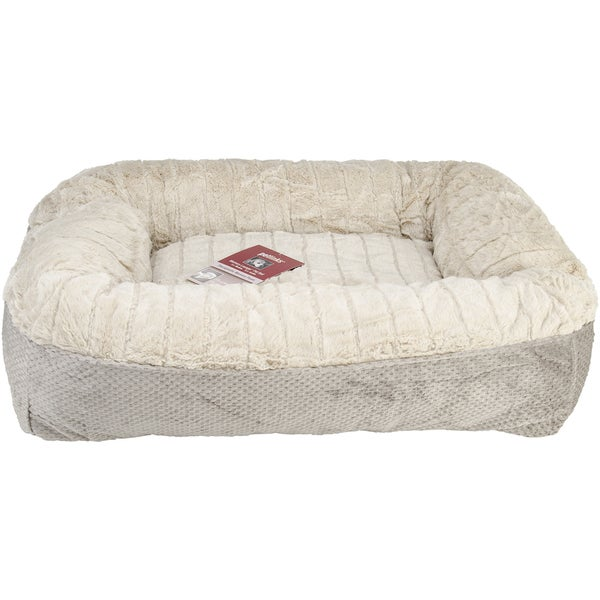 "Petlinks Memory Lounger Pet Bed 28""X24""X7""-"