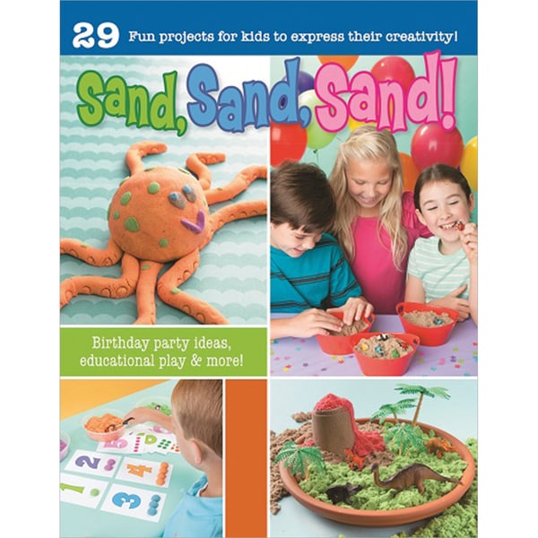 Leisure Arts-Sand! Sand! Sand!