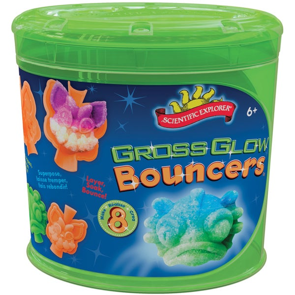 Gross Glow Bouncers-