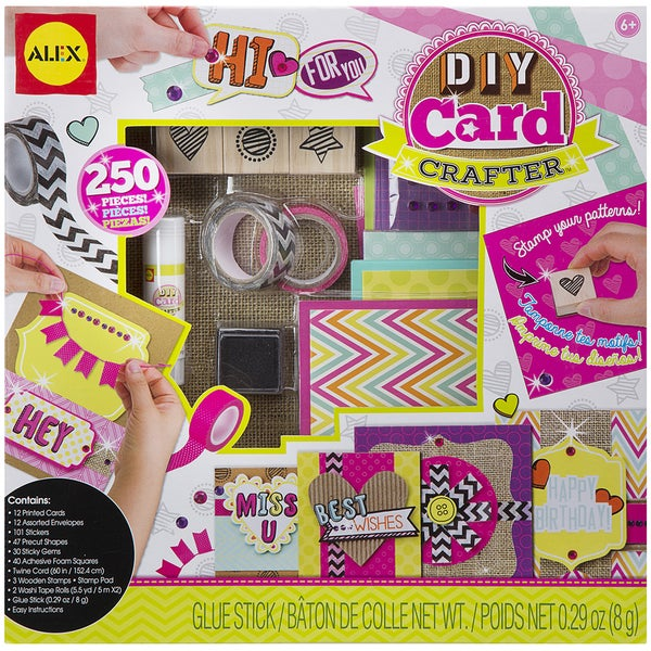 DIY Card Crafter Kit-