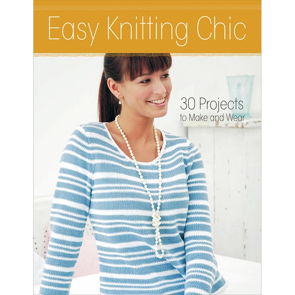 Krause -Easy Knitting Chic