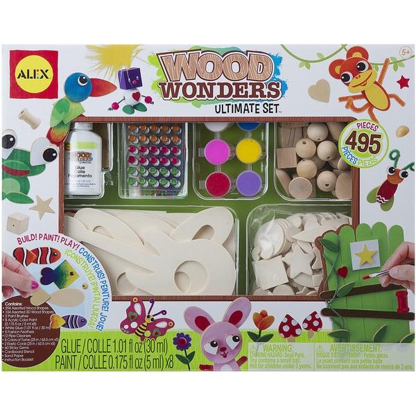 Wood Wonders Ultimate Set-