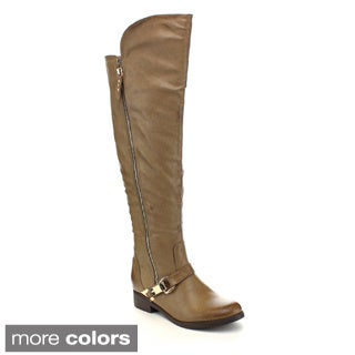 Lilianna ULTRA-1 Women's Knee High Boots