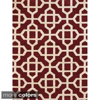 Visions Emilia Multi-texture Area Rug (7'10 x 10'6)