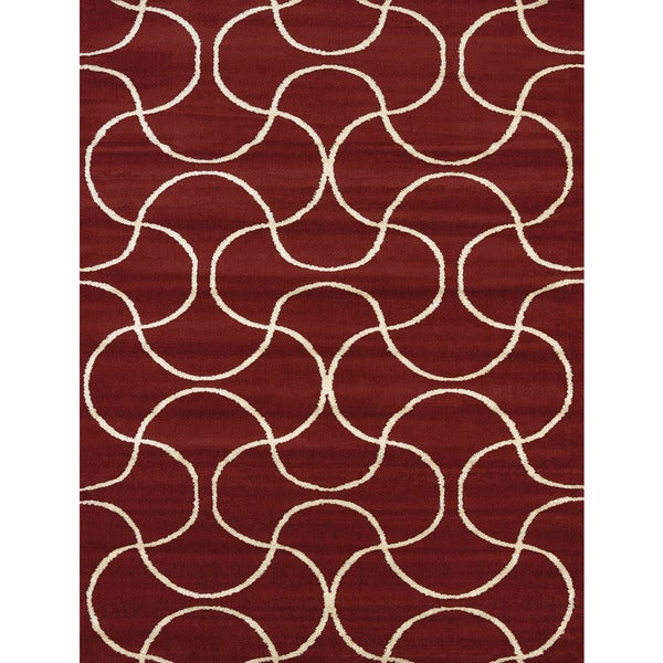 Visions Keira Multi-texture Rug (1'10 x 3')