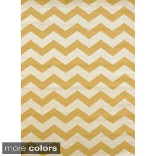 Visions Emerson Multi-texture Area Rug (5'3 x 7'2)