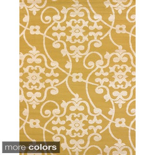 Visions Keeley Multi-texture Area Rug (5'3 x 7'2)