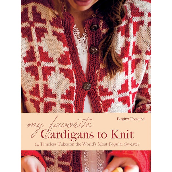 Trafalgar Square Books-My Favorite Cardigans To Knit