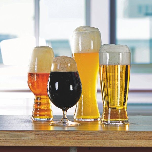 Spiegelau Tasting Kit Craft Beer Glass Kit