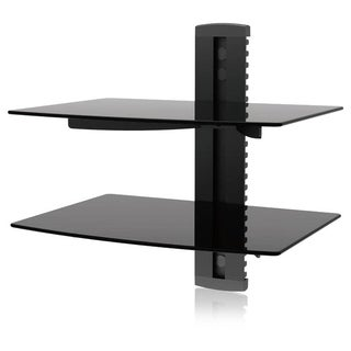 Ematic EMD212 Wall Mount for DVD Player, Gaming Console, Cable Box, D