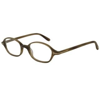 Tom Ford Men's TF5151 Rectangular Reading Glasses