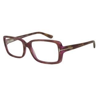 Tom Ford Women's TF5187 Rectangular Reading Glasses