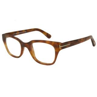 Tom Ford Men's TF5240 Rectangular Reading Glasses