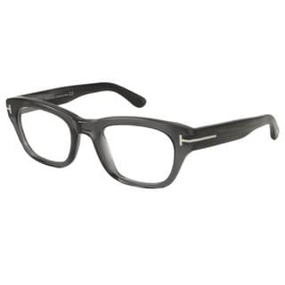 Tom Ford Men's TF5252 Rectangular Reading Glasses