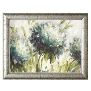 Lisa Audit 'Hydrangea Field' Framed Artwork