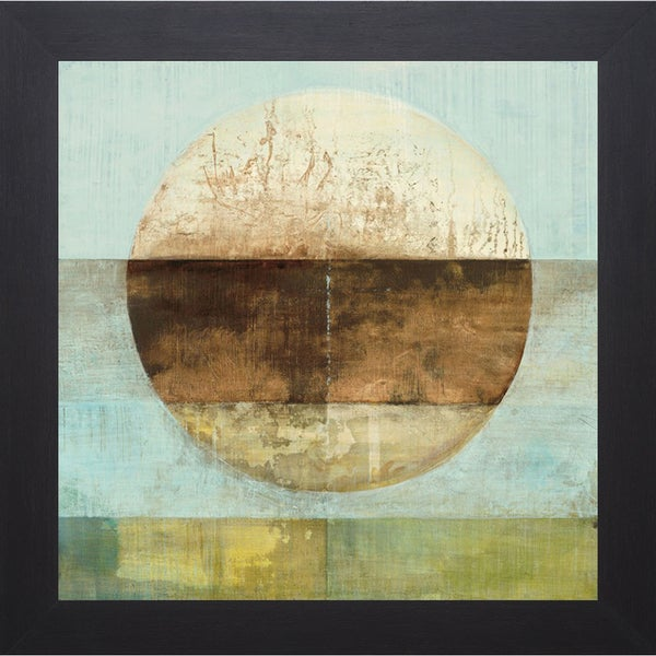 Heather Ross 'The Gathering Shore' Framed Art Print