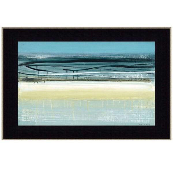 Heather McAlpine, Seascape Framed Art Print, 40 x 28-inches