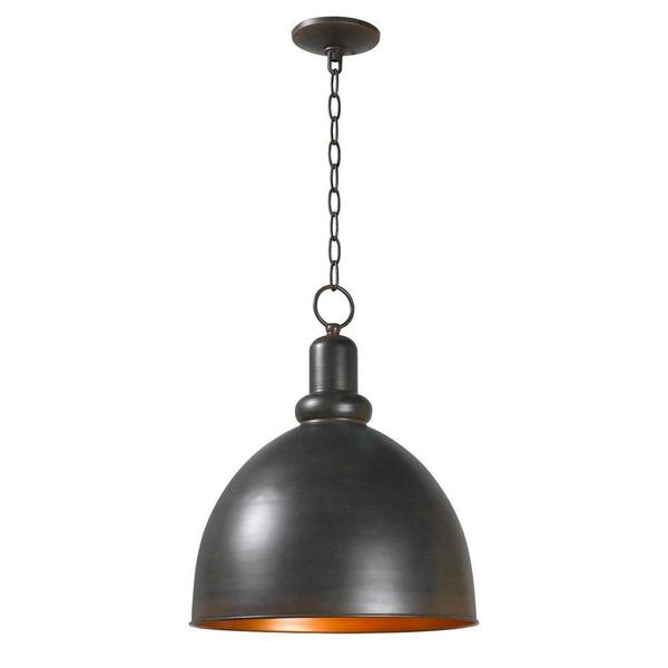 Loft Rust 1-Light Pendant