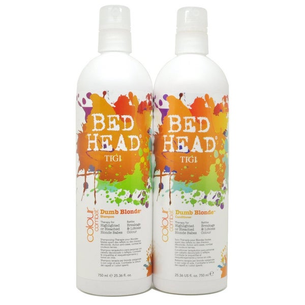 TIGI Dumb Blonde 25.3-ounce Tween Shampoo/ Conditioner Duo